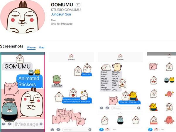 Hai bộ sticker cực kỳ dễ thương dành cho iMessage, có thể giúp bạn thể hiện cảm xúc của mình theo cách vui vẻ
