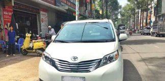 Toyota Sienna Limited 2011 đang được bán với giá 2,3 tỷ đồng tại TP HCM