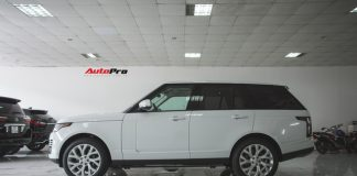Range Rover HSE 2018