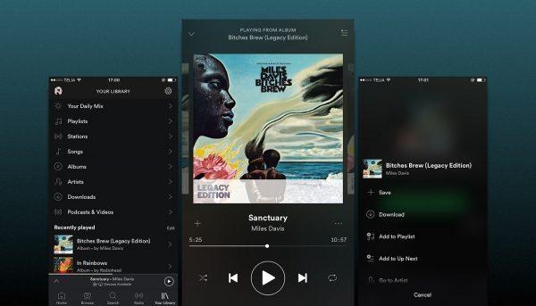 Hẹn giờ tắt nhạc Spotify trên thiết bị Android