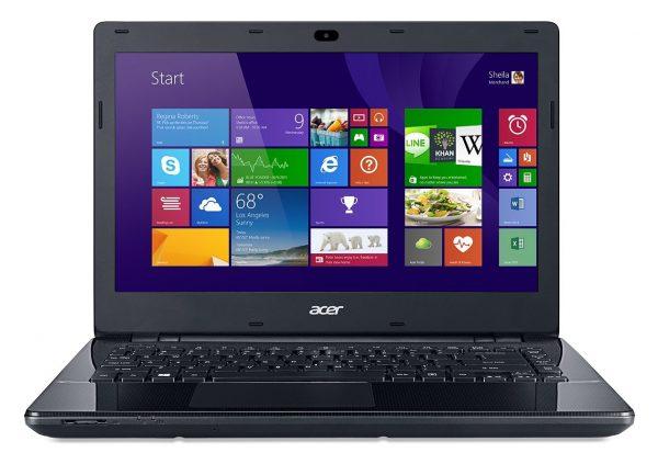 Acer Aspire E5 471 i3 - laptop bán chạy nhất trong tháng 8
