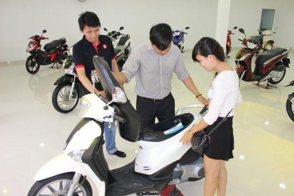 Kinh nghiệm mua xe máy mới