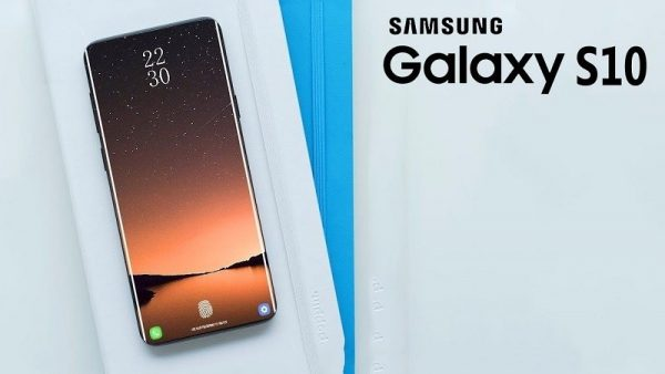 Galaxy S10 sẽ có diện tích mặt trước lớn hơn, viền không cân đối