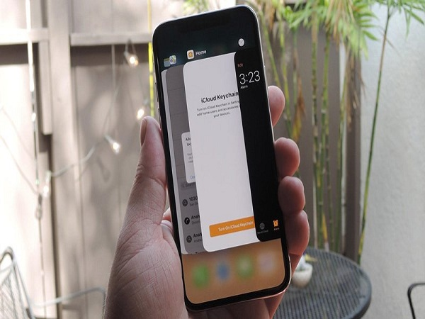 Thủ thuật tắt nhiều ứng dụng cùng lúc trên iPhone Xs và Xs Max