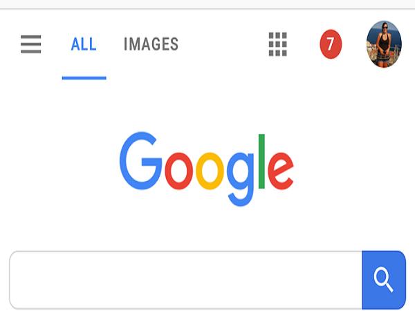 Google thay đổi giao diện trang chủ trên mobile