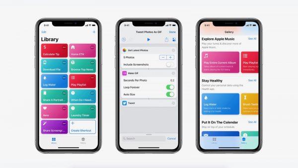 Lối tắt cho Siri (Siri Shortcuts)- phím tắt trên iOS 12