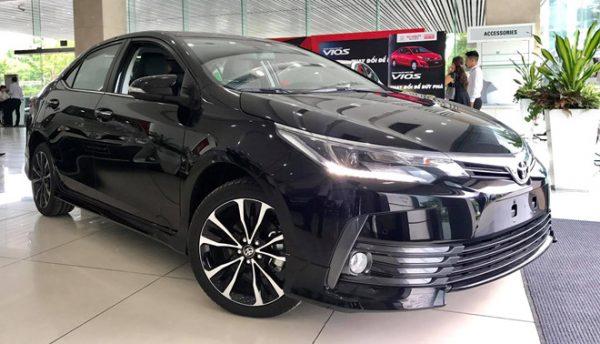 Toyota Việt Nam ra mắt Corolla Altis 2018