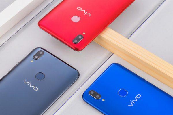 Vivo Z1 ra mắt: Màn hình tai thỏ, chip Snapdragon 660