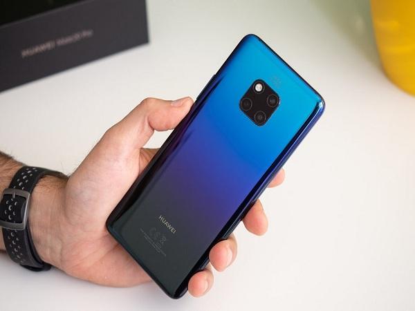 Huawei bán ra 200 triệu smartphone trong năm 2018