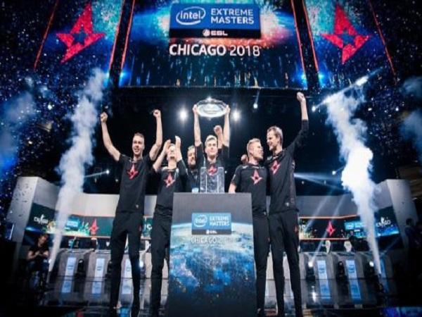 Intel ký hợp đồng với với ESL trị giá 100 triệu USD