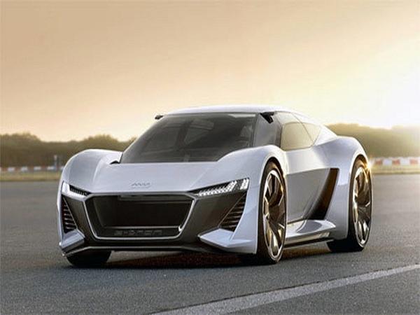 Audi chỉ sản xuất 50 chiếc siêu xe điện PB18 e-tron