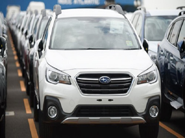 Subaru triệu hồi 2,3 triệu xe vì lỗi công tắc đèn phanh