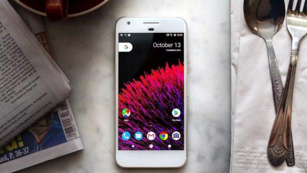 Đánh giá google pixel về Thiết kế