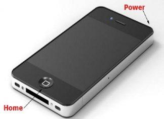 Cách khắc phục iphone không lên nguồn