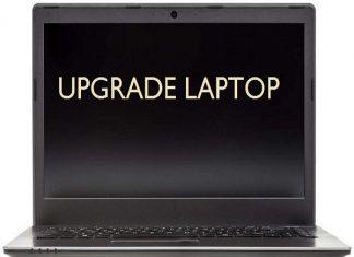 Một số điều bạn cần biết về nâng cấp laptop?