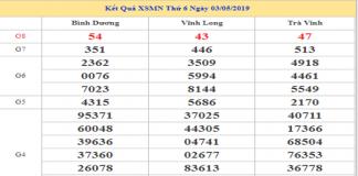 dự đoán xsmn ngày 10/05/2019