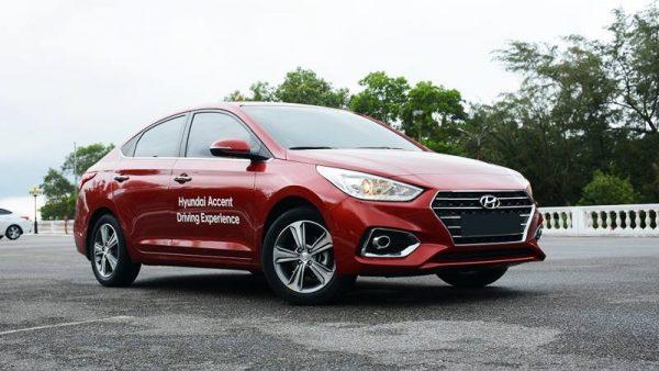 Vận hành xe Hyundai Accent 2019