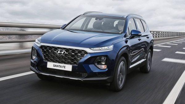 Đánh giá xe santafe 2019 về Động cơ