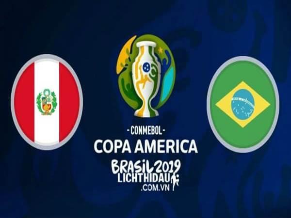 Nhận định Peru vs Brazil, 02h00 ngày 23/06, bảng A Copa America 2019
