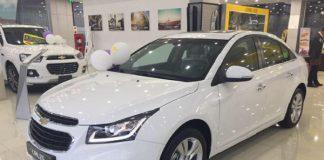 VinFast triệu hồi gần 8.000 xe Chevrolet do dính lỗi túi khí