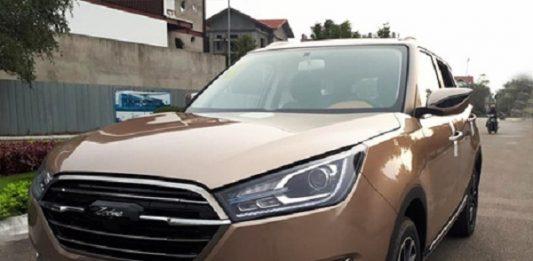Chi tiết xe zotye z3 với mức giá khoảng 500 triệu