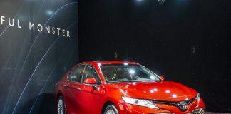 Đánh giá xe toyota camry 2019 về nội, ngoại thất