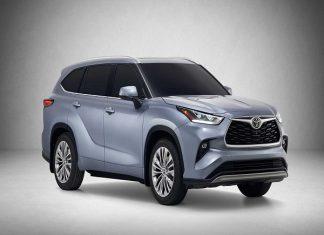Toyota Highlander 2020 lộ diện thêm nhiều công nghệ mới