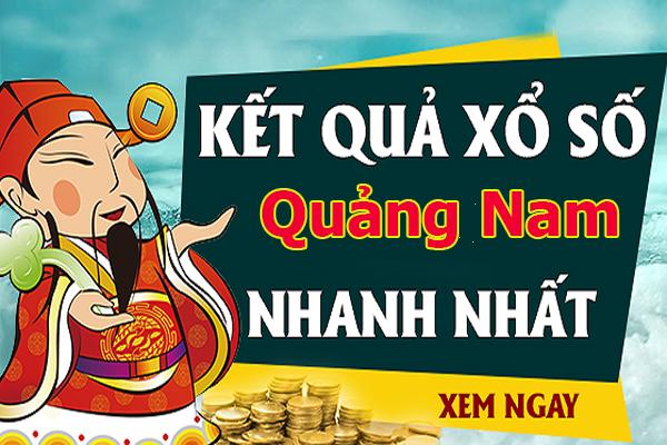 Soi cầu XS Quảng Nam chính xác thứ 3 ngày 30/07/2019