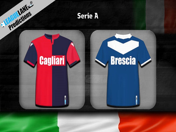 Nhận định kèo Cagliari vs Brescia 1h45, 26/08 (VĐQG Italia)