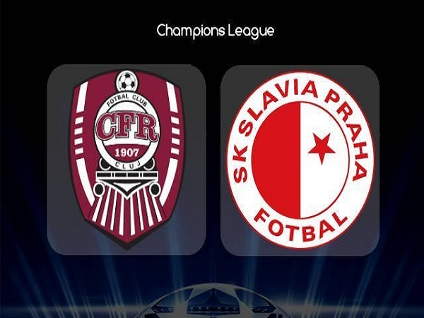 Soi kèo CFR Cluj vs Slavia Praha 2h00, 21/08 (Champions League)