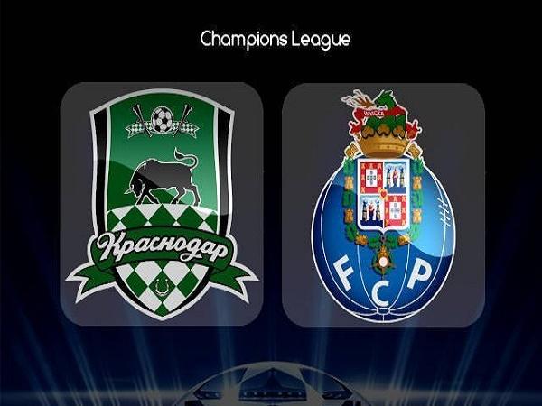 Nhận định Krasnodar vs Porto, 0h00 ngày 8/08