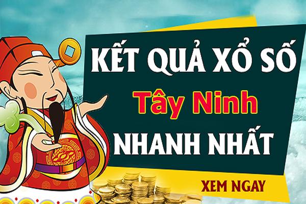 Dự đoán xổ số Tây Ninh chính xác thứ 5 ngày 15/08/2019