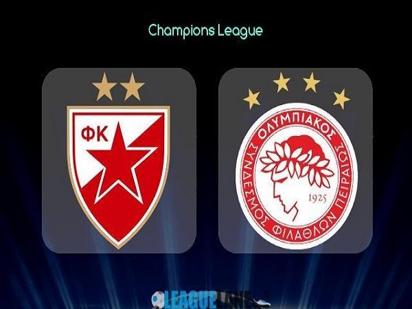 Nhận định Crvena Zvezda vs Olympiakos, 2h00 ngày 2/10