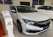 Đánh giá Honda Civic 2019 - xe phong cách thể thao ấn tượng