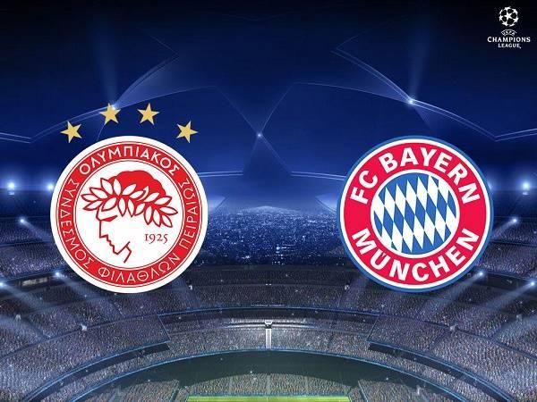 Nhận định kèo Olympiacos vs Bayern Munich 2h00, 23/10 (Champions League)