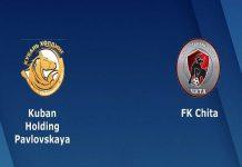Nhận định Chita vs Kuban Kholding, 18h00 ngày 25/03