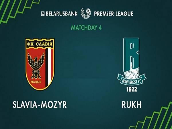 Nhận định kèo Slavia Mozyr vs Rukh Brest 21h30, 13/04 (VĐQG Belarus)