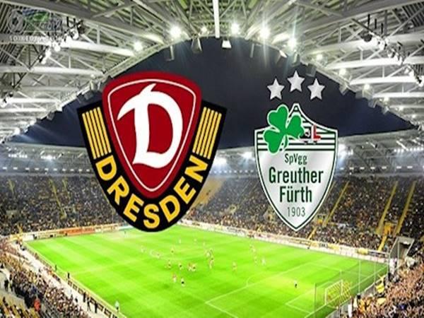 Nhận định Dynamo Dresden vs Greuther Furth, 23h30 ngày 9/6