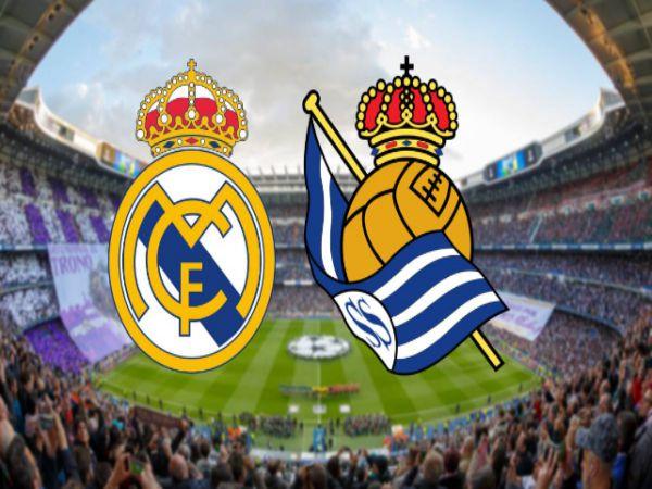 Nhận định kèo bóng đá Real Sociedad vs Real Madrid, 22/06/2020