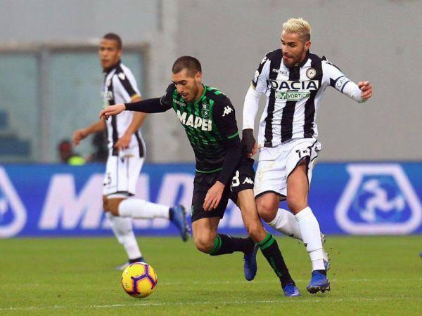 Nhận định, soi kèo Sassuolo vs Udinese