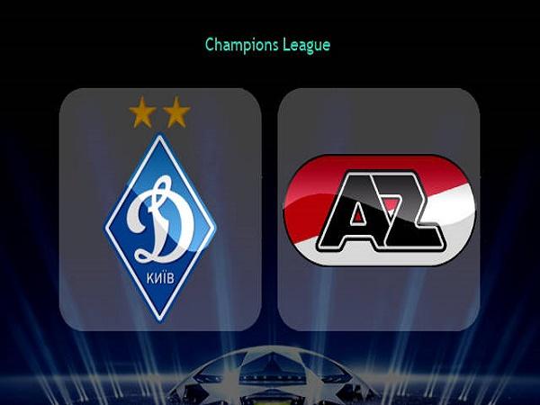 Nhận định Dynamo Kiev vs AZ Alkmaar 00h00, 16/09 - Champions League