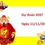 Dự đoán XSST 11/11/2020