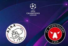 Nhận định Ajax vs Midtjylland - 03h00, 26/11/2020