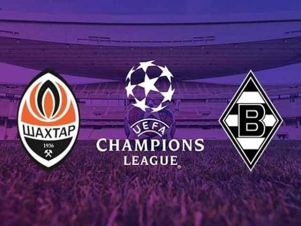 Nhận định Shakhtar Donetsk vs M'gladbach 0h55 ngày 04/11, cúp C1