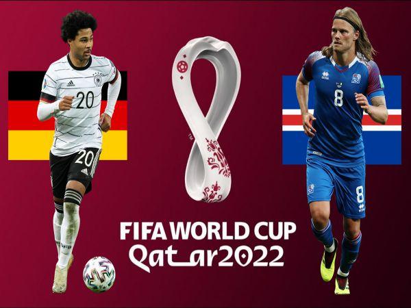 Nhận định, soi kèo Đức vs Iceland, 02h45 ngày 26/3 - VL World Cup 2022