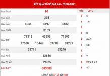Dự đoán XSGL ngày 16/4/2021 - Dự đoán xổ số Gia Lai thứ 6