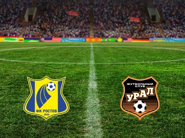 Nhận định Ural vs Rostov, 20h30 ngày 10/05 VĐQG Nga