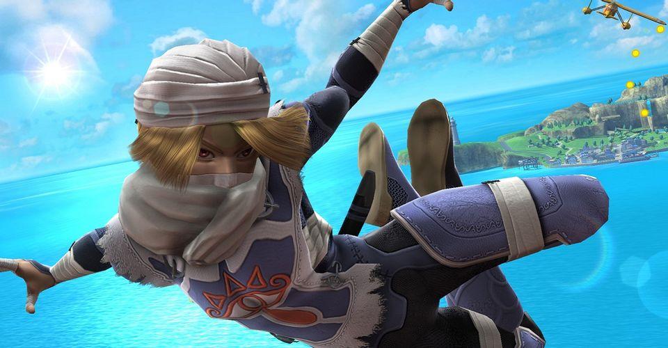 Nintendo Leak tiết lộ trò chơi Zelda bị hủy với sự góp mặt của Sheik