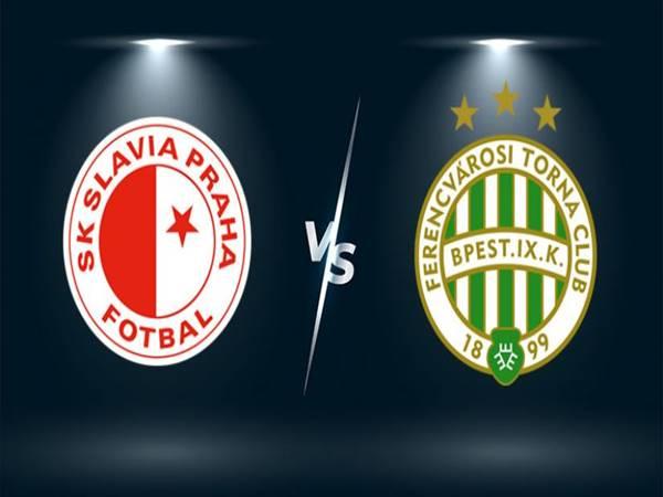 Nhận định bóng đá Slavia Praha vs Ferencvarosi TC, 00h00 ngày 11/8