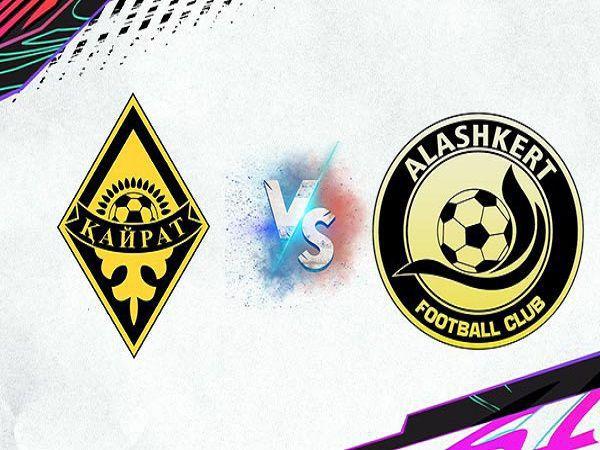 Nhận định Kairat Almaty vs Alashkert – 21h00 05/08, Cúp C2 Châu Âu